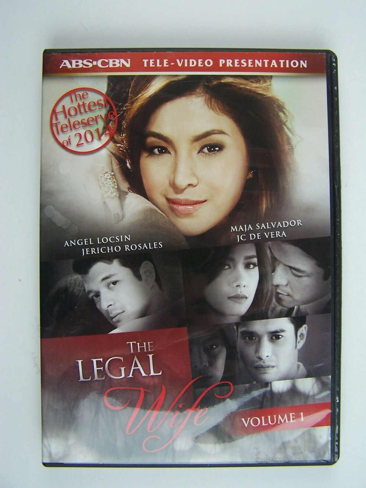The Legal Wife Volume 1 DVD