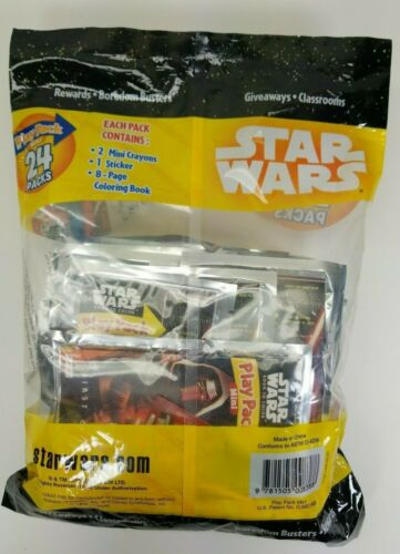 STAR WARS REBELS Play Pack Mini  Party Favors