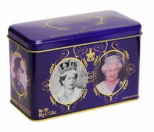New-English-TEAS-Reina-Isabel-ll-LATA-Contiene-40-bolsitas-de-te-en-FOIL-Bolsa