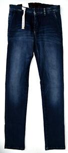 33 Stretch Dunkel Fit Slim L32 Blau Denim Jeans Hommes Gr Neu Bleu Stanley qB4vp