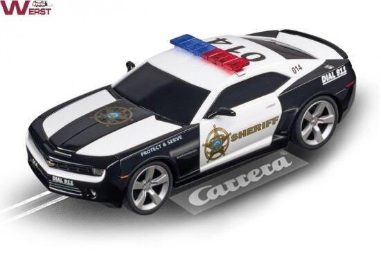 Carrera Evolution 27523 Chevrolet Camaro Sheriff 1 32 32 32 NEU & OVP  | Schönes Design  ab45a0