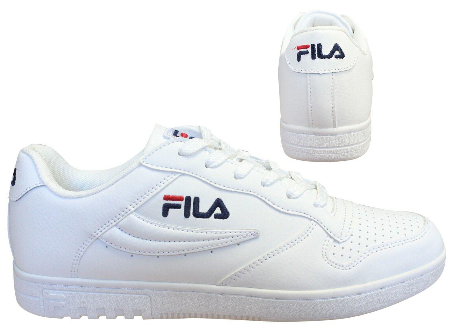 1010260 herren Sports Casual Up Lace Weiß Low FX 100 Fila