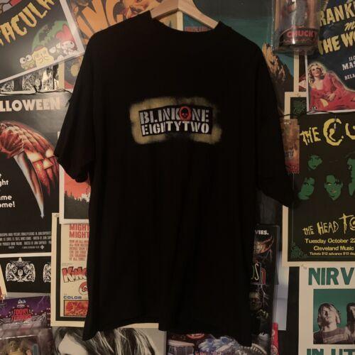 Vintage Blink 182 Shirt