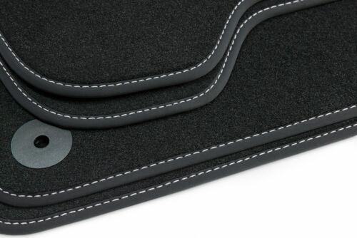 Premium Fußmatten für Mercedes A-Klasse W169 Bj 2008-2012