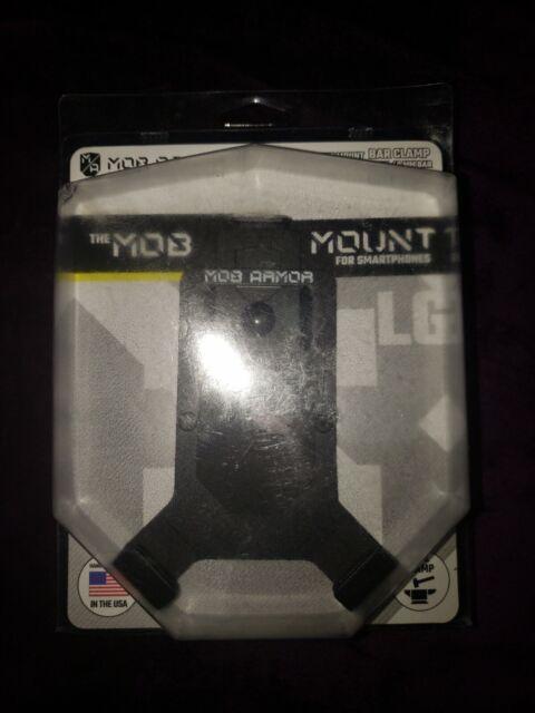 Black, Large MOBM2-BLK-LG Mob Armor Switch Magnetic
