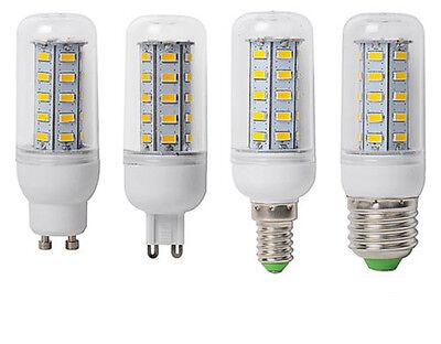 GU10 G9 E27 E14 Warmweiß 4W 5W 6W 7W 8W 10W 15W LED SMD Birne Leuchtmittel Lampe