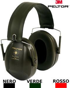 3M PELTOR Bull s Eye I Cuffie protettive 27 dB pieghevole H515FB-516 ... eecc48f75f4a
