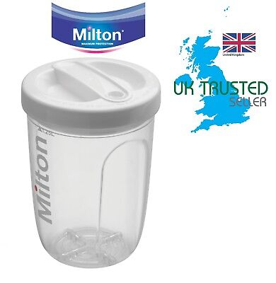 Milton Baby Bottle Steriliser Solo Single Water And Microwave Travel Fashionable(In) Style;