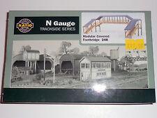 New Ratio Modular Covered Footbridge 248 N Gauge