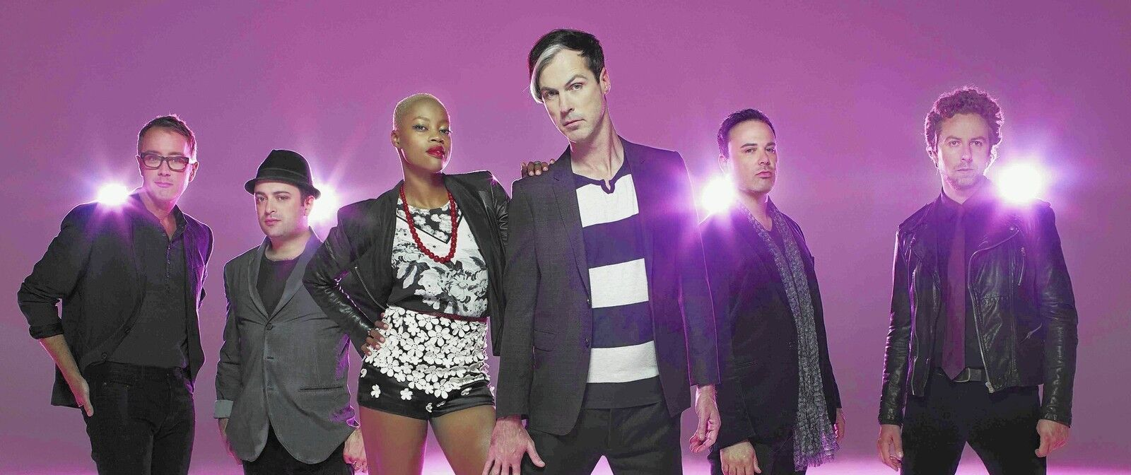 Fitz and The Tantrums with Mikky Ekko