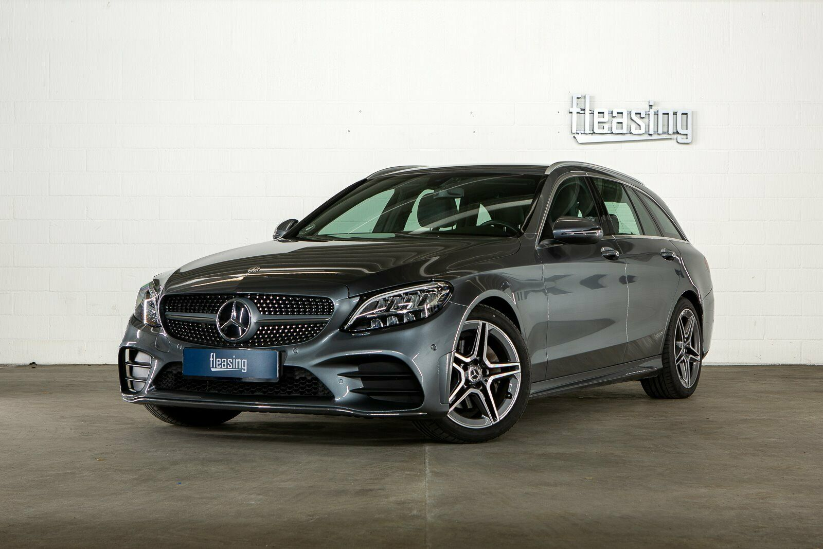 Mercedes C220 d 2,0 AMG Line stc. aut. 5d - 449.000 kr.