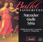 Ballet Favourites: Nutcracker; Giselle; Sylvia (CD, Oct-2000, Amadis)