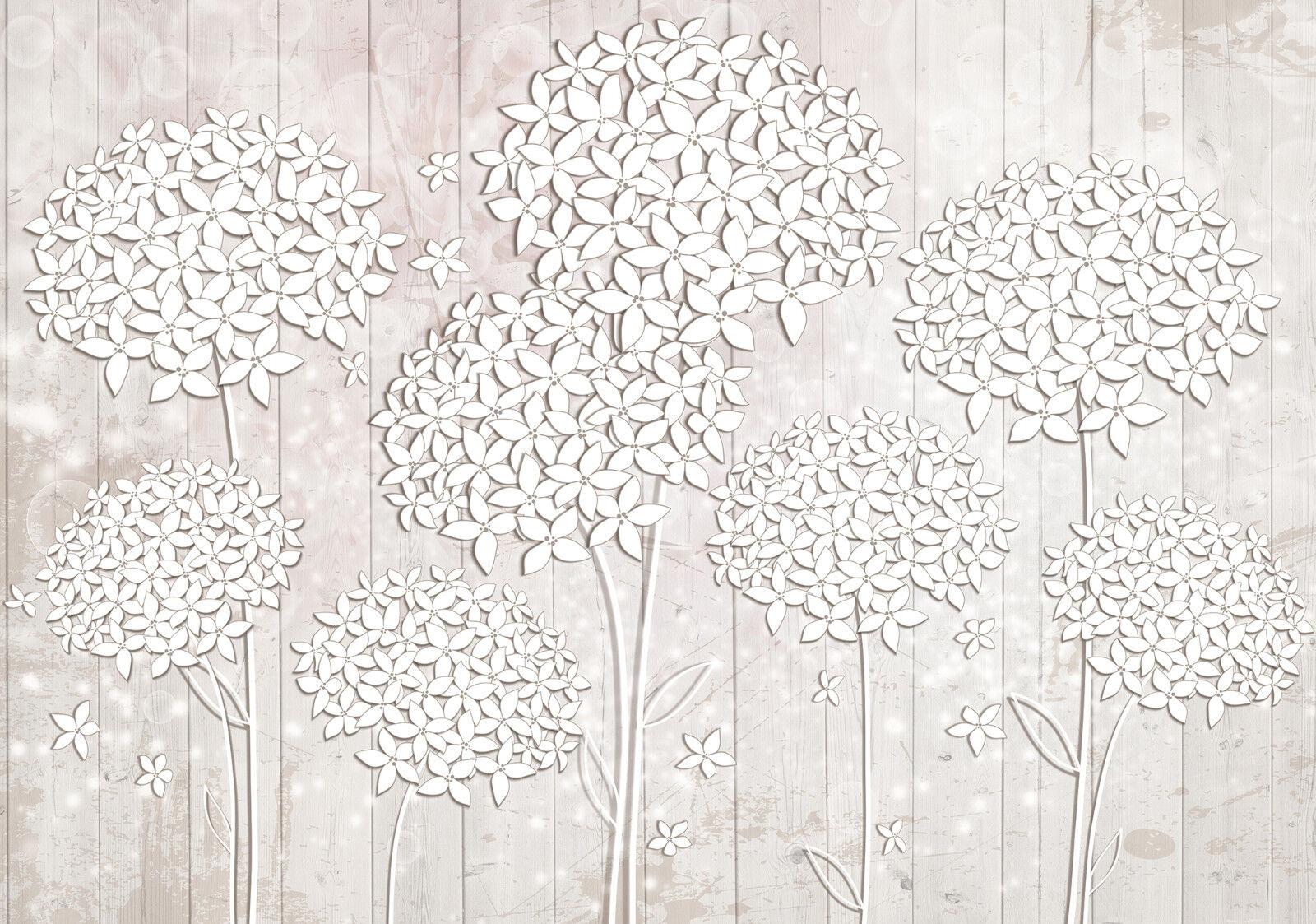 Fotomurale tessuto non tessuto-Fiori-Design - (3502) - - - legno-Parete Deco Fiori Piante Modello XXL | Fornitura sufficiente  | comfort  | Prestazioni Affidabili  13f035