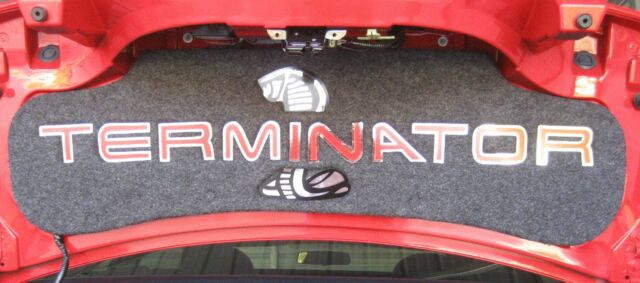 Terminator Mustang Parts