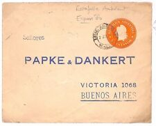 S318 Argentina Railway Postal Stationery {samwells-covers}PTS