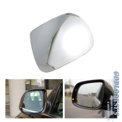 1Pcs Passenger Right Side Door Wing Mirror Glass For Audi Q5 Q7 09-13