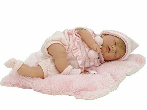 NINES artesanals D/'ONIL 700 Mi Bebito bambola Rosa