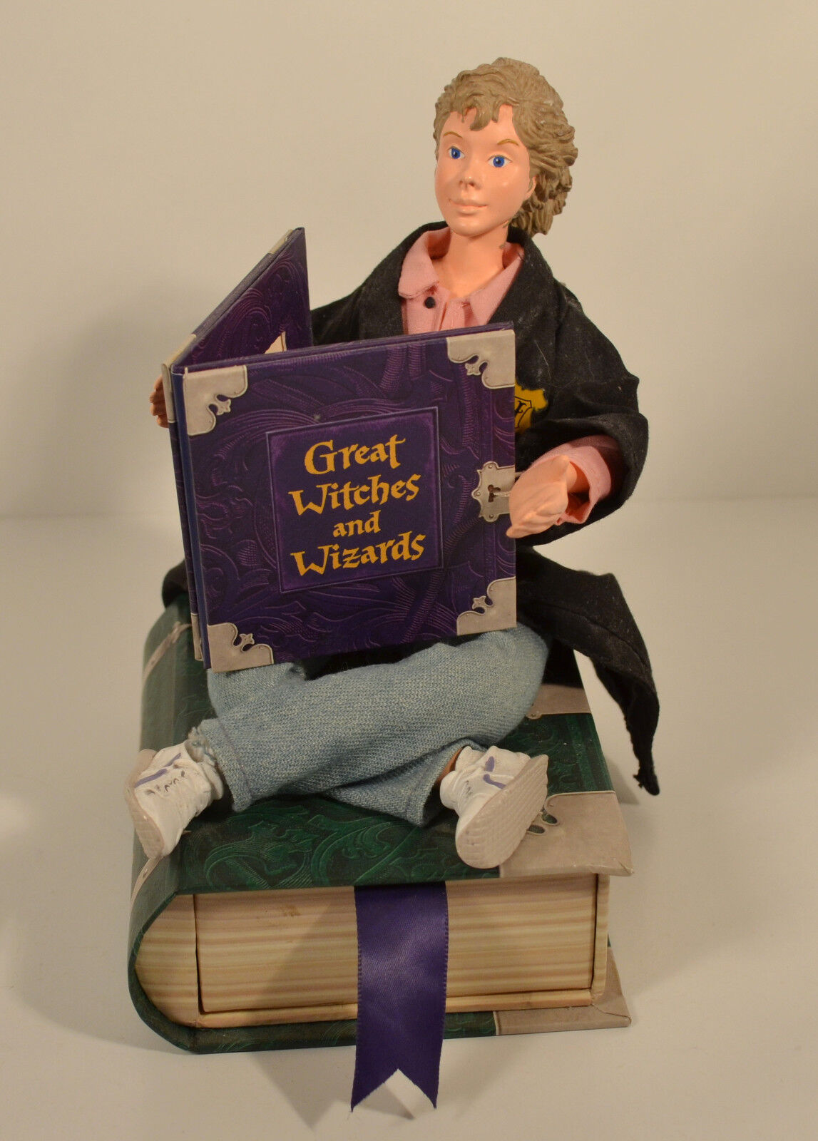 Hermione Granger 7  Doll Hallmark Hallmark Hallmark Figure Figurine Photo Frame Book Drawer Potter 7a0be6