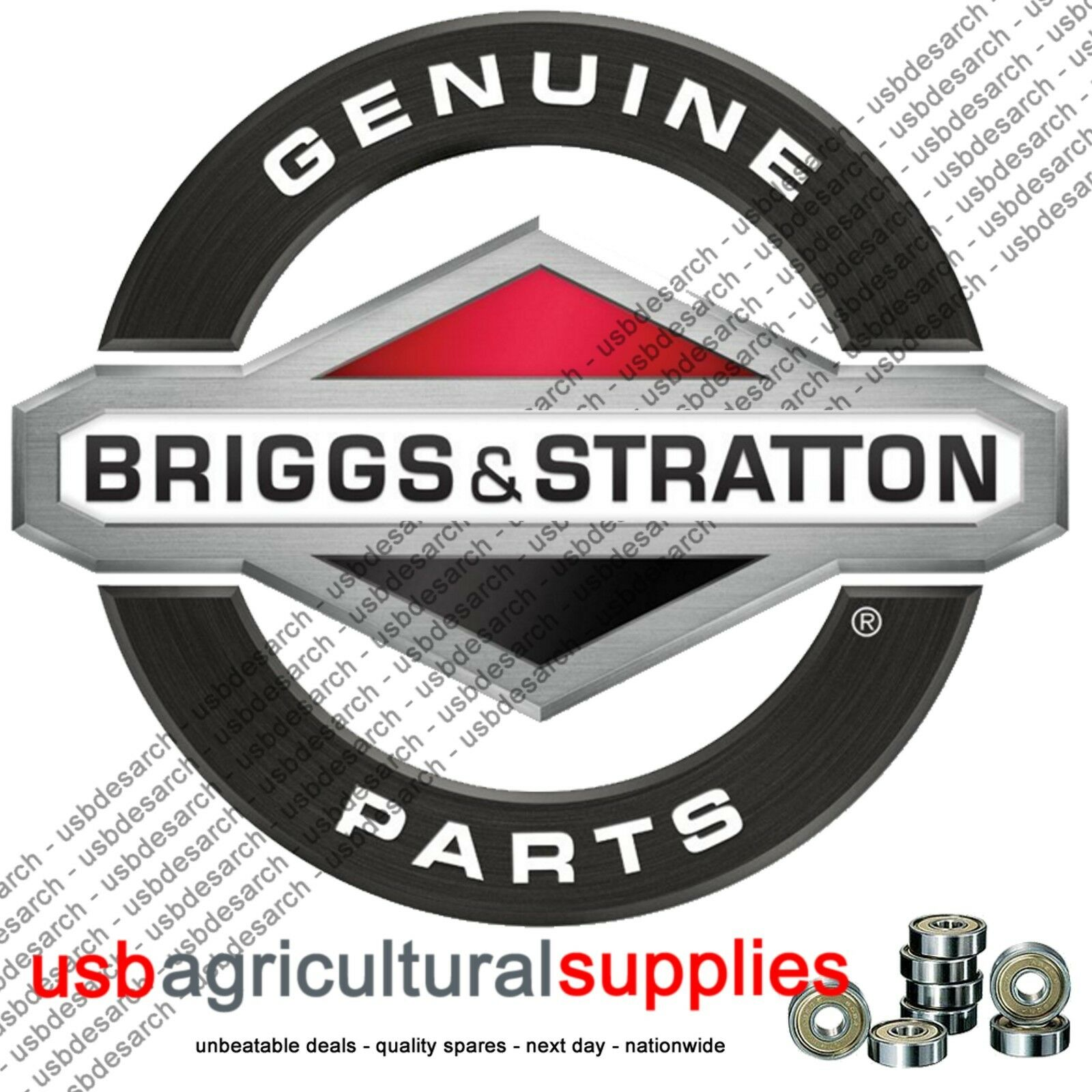 BRIGGS /& STRATTON GENIUNE VANGUARD SPARK PLUG TERMINAL BOOTS BS692076 692076