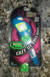 Trendmasters-C-Watch-Mr-Tooty-Pen-New-In-Packaging-VERY-RARE-C-Planet-1998