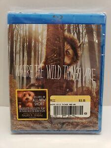 Where the Wild Things Are Blu-ray disc NIP | eBay