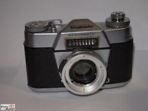Voigtländer Bessamatic Gehäuse SLR Kamera