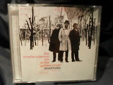 The Ornette Coleman Trio At The Golden Circle - Vol.1
