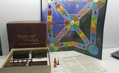 Truth and Triumph Bible Trivia Game The Original Edition Lawson Falle Ltd