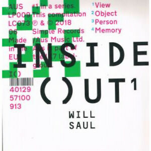 WILL-SAUL-Inside-Out-LP-VINYL-Europe-Aus-9-Track-Double-LP-In-Gatefold-Sleeve