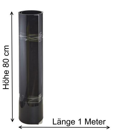 Wurzelsperre 1m 80cm hoch 2mm Wurzelstop Bambussperre Wurzelblocker Wurzel Stopp