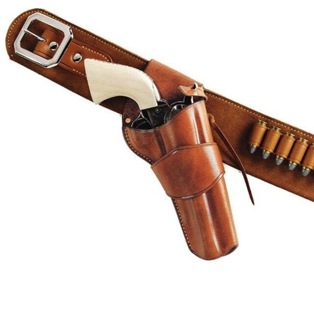 Galco 1880 Western Holster Colt, Ruger  4 5/8