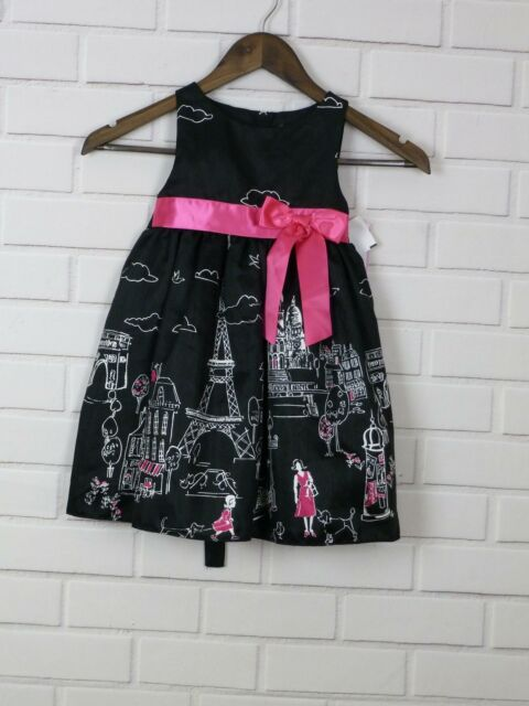 NWT Rare Editions Girls Holiday Party Easter Dress size 2T//2 3T//3 4T//4 New