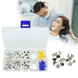 100Pcs-Tablettes-moulees-dentaires-Matrix-Matrices-profilees-sectionnelles