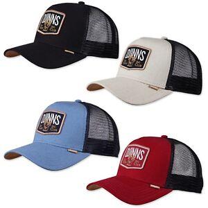 Gehorsam Djinns Nothing Club Trucker Cap Herren-accessoires Mütze Kappe Meshcap Basecap Neu Cappy Caps Hat Hüte & Mützen