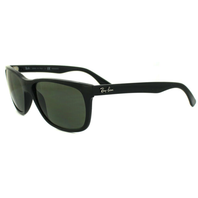 739d555626 Sunglasses Ray-Ban Rb4181 601/9a 57 Black Green Polarized for sale ...