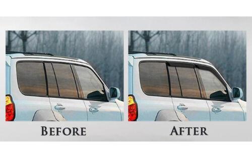 Smoke Window Visor Vent For 2001 2006 Hyundai Terracan