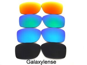 4f5d099484 Image is loading Galaxy-Replacement-Lenses-For-Oakley-Jupiter-Squared-Black-