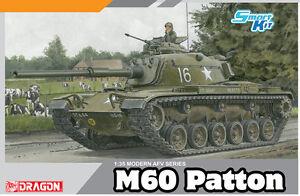 M60-PATTON-U-S-ARMY-TANK-DRAGON-1-35-PLASTIC-KIT