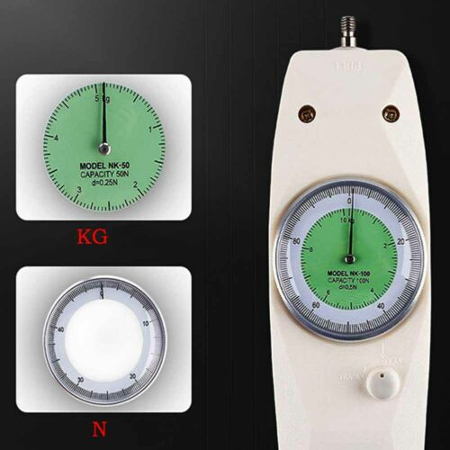 Spring Tester Push Pull Gauge Force Gauge Compression Testing Machine 500N