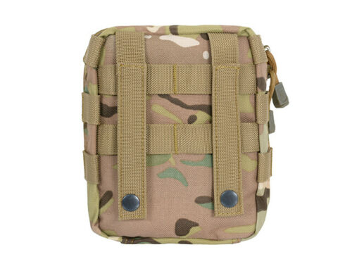 Tactical Outdoor 04 Utility Pouch Mehrzwecktasche Molle Tasche Multicam