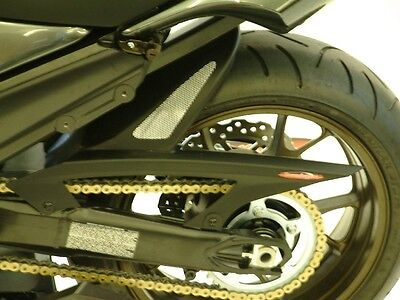 Kawasaki ZX14R 2012 2018 Rear Tire Hugger Fender Matt Black Powerbronze