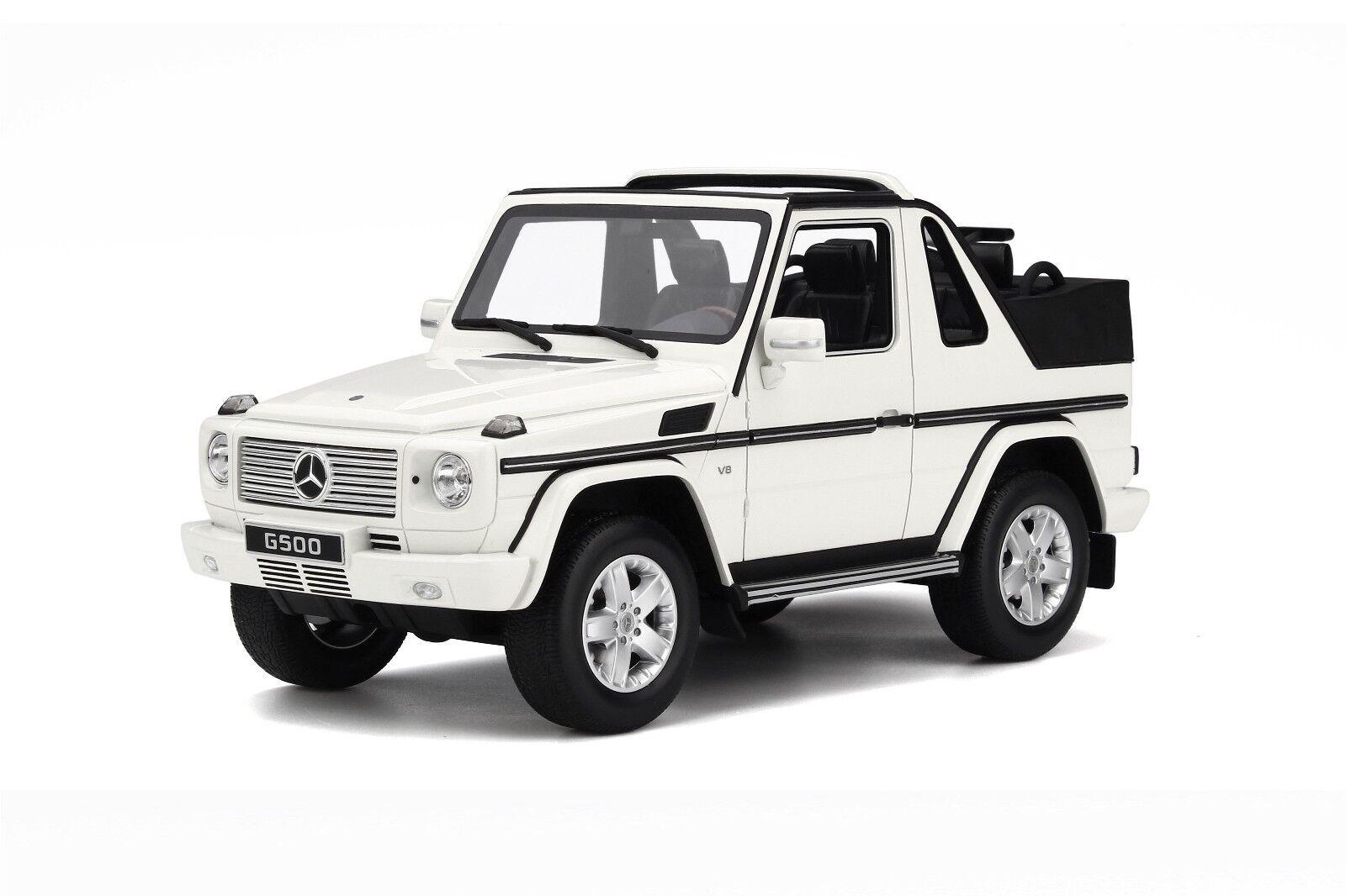 Mercedes Benz G Cabriolet, Ottomobile OT275 1 18th scale