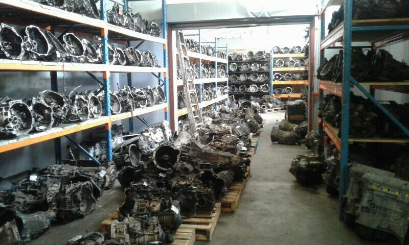 ROJAN GEARBOXES MANUAL AND AUTOMATIC DSG