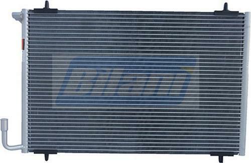 Condensateur Pour Climatisation Climat radiateur Peugeot 206 Tous les Essence /& Diesel à partir de 1998