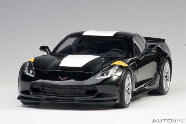 2017 Corvette C7 Grand Sport in 1 18 Scale by AUTOart  71273