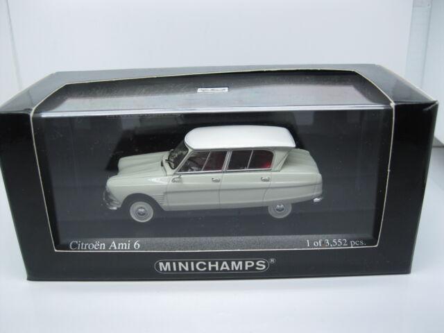 Minichamps Citroen Ami 6 1964 Limited Edition 400111660 1/43 scale