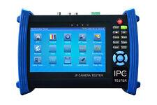 """Ipc-8600s 7 """"Touch Screen HD risoluzione ONVIF IP fotocamera SDI MONITOR PTZ Tester"""