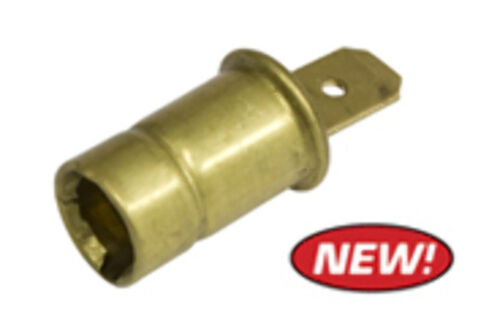Bulb Socket with Push-In Connector All Years Instrument Panel VW Baja Bug Dune