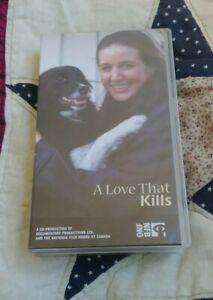A-Love-That-Kills-National-Film-Board-Canada-VHS