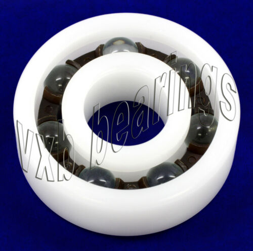 Plastic Bearing POM 6804 Glass Balls 20x32x7mm Ball Bearings Rolling